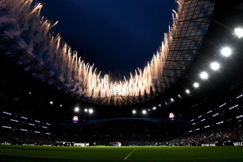 Tottenham Spurs stadium