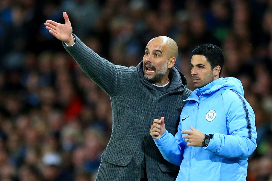 Guardiola heaps praise on Mikel Arteta following Man City's win over Arsenal: 'He knows everything about football'