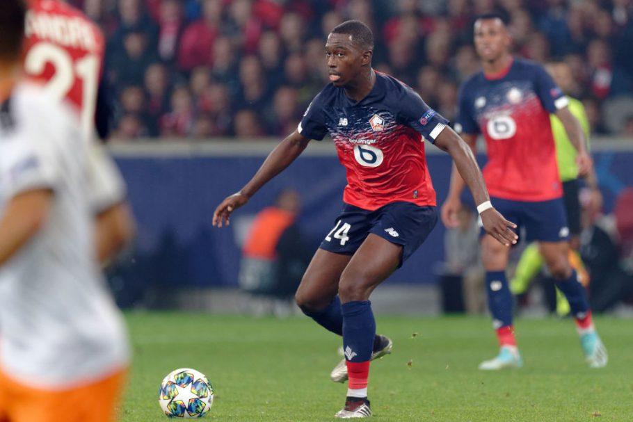 Leeds United interested in Lille's Boubakary Soumare