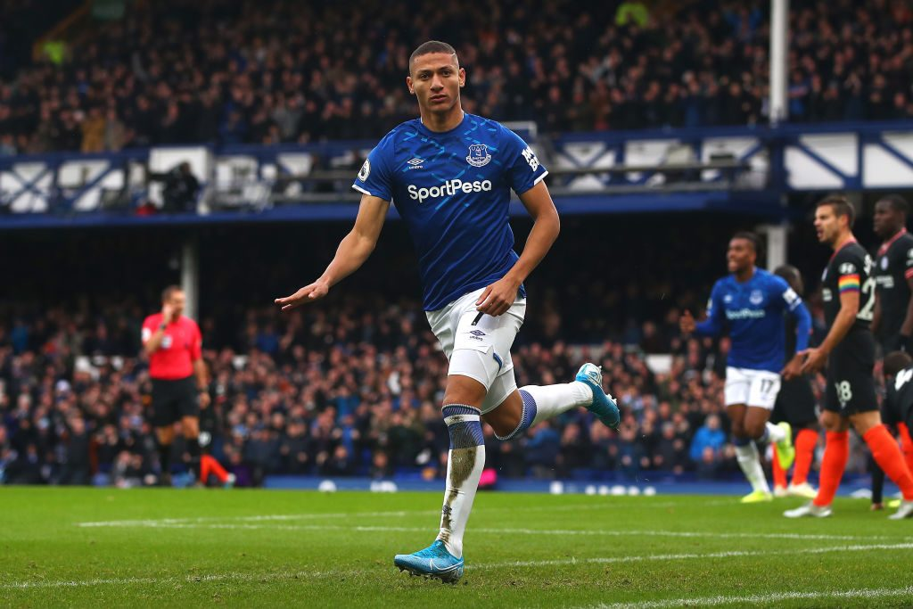 West Brom denied last gasp equaliser as Richarlison strike earns Everton all 3 points