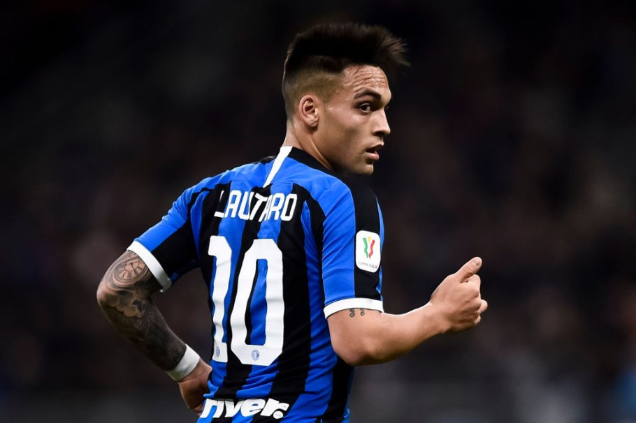 Lautaro Martinez confirms he is to snub Barca to sign new Inter contract
