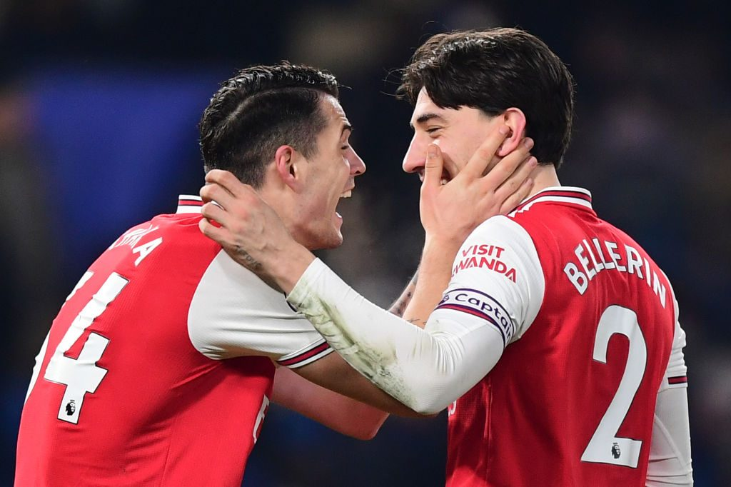 Arsenal tipped to target Barcelona stopper in Hector Bellerin swap deal