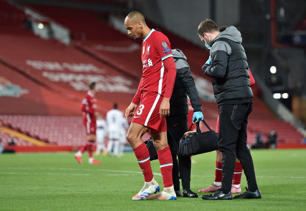 Liverpool fear Jordan Henderson is set to miss several weeks