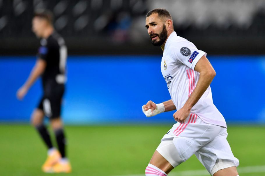 Zidane refuses to risk Real Madrid striker Benzema in Champions League tie with Atalanta
