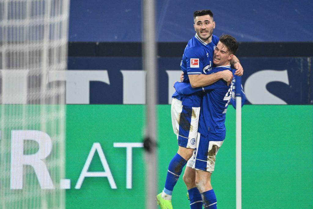 Ex-Arsenal pair Mustafi & Kolasinac leading 'revolt' against Schalke boss