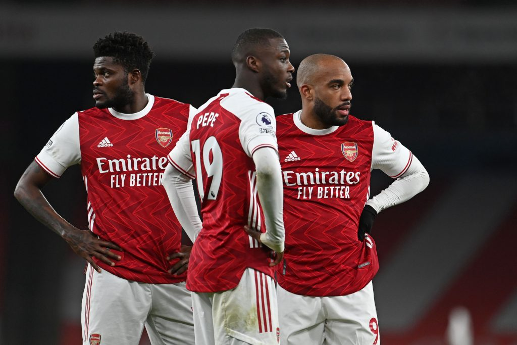 Arsenal predicted to finish 9th in the table, missing out on European football