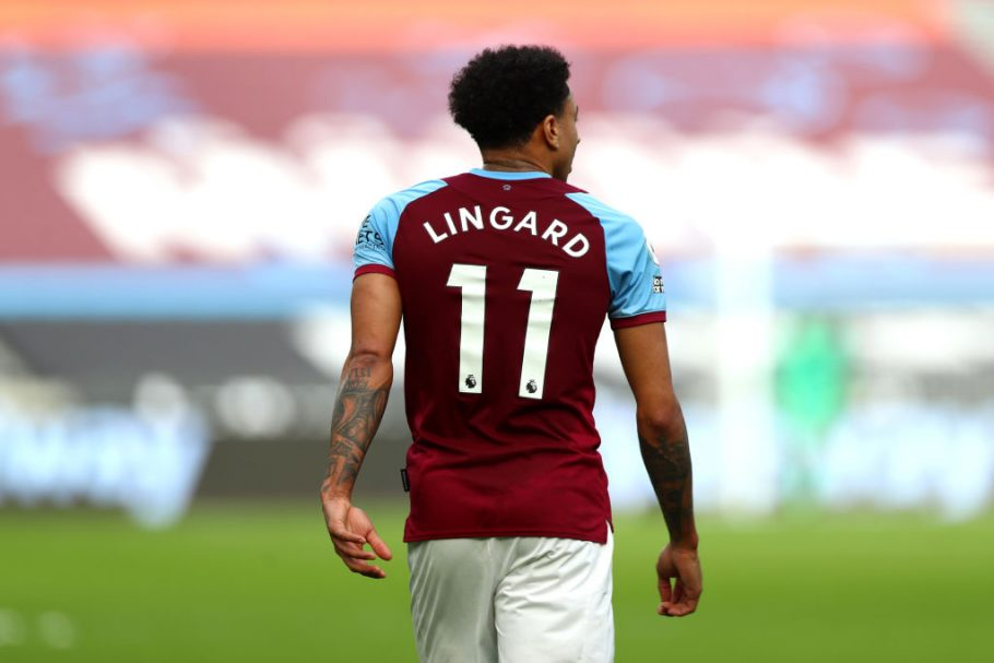 Leicester showing 'interest' in West Ham loanee Jesse Lingard