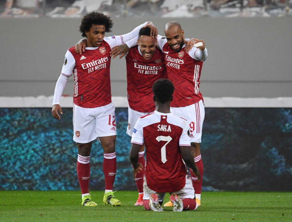 Arsenal's Mikel Arteta linked to Barcelona hot seat