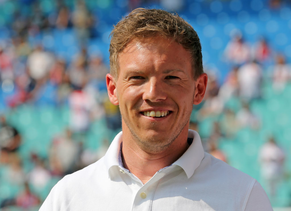 RB Leipzig director says Julian Nagelsmann's success does 'arouse desire' amongst the likes of Spurs