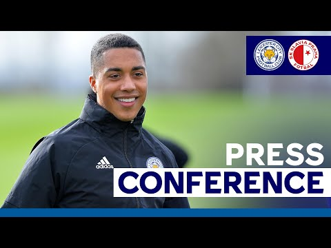 'It's In Our Hands' - Youri Tielemans | Leicester City vs. Slavia Prague