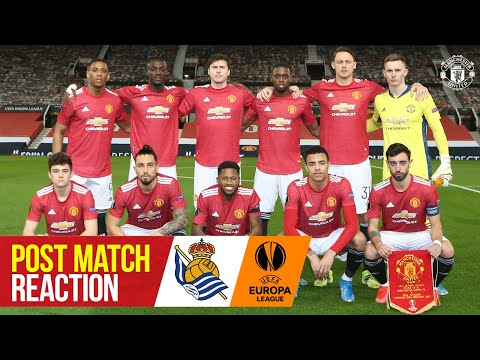 Solskjaer & Tuanzebe React To Old Trafford Stalemate | Manchester United 0-0 Real Sociedad