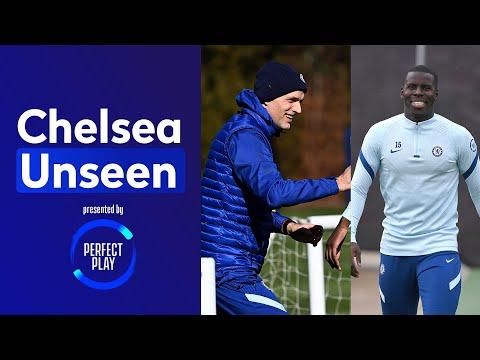 Thomas Tuchel Reacts To Kurt Zouma Losing Count 🙆♂️🤣 Tiny Footballs Are Back! | Chelsea Unseen