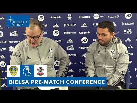 Covering injured Phillips, Southampton form   Marcelo Bielsa pre-match   Leeds United v Southampton