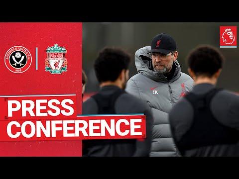 Jürgen Klopp's pre-match press conference | Sheffield United
