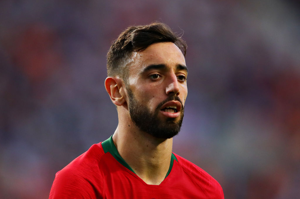 While OGS fears Fernandes will miss Brighton & Spurs, Portugal's match moves to Italy