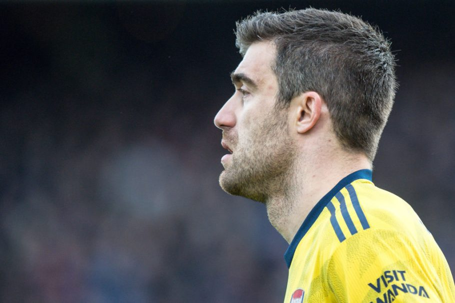 Sokratis in line to face Arsenal as Olympiacos dealt major injury blow ahead of Europa League clash
