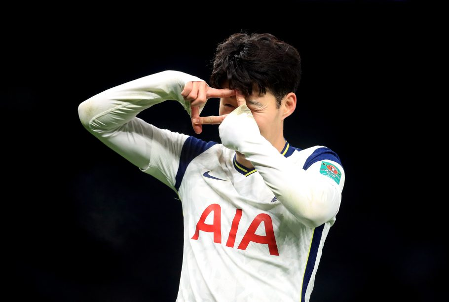 Heung-min Son matched a Christian Eriksen creative benchmark in Spurs' drubbing of Burnley