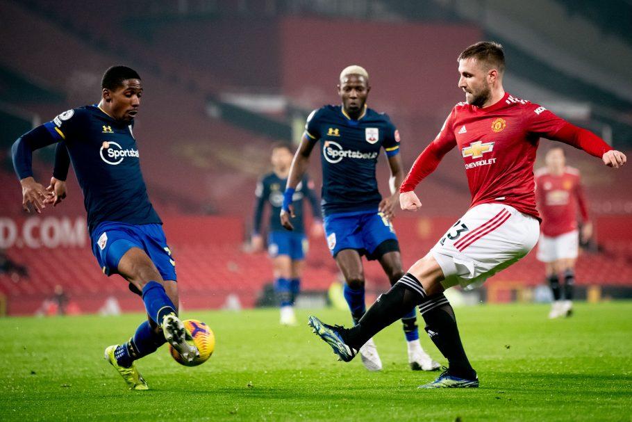 Manchester United retract Luke Shaw's Stuart Atwell penalty claim