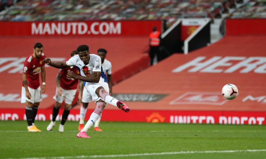 Hodgson expecting Wilfried Zaha to miss Man United & Tottenham ties