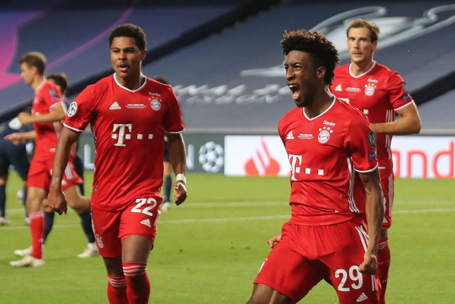 Bayern Munich's Kinglsey Coman rejects contract offer, potentially putting Manchester United on alert