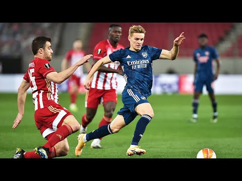 Olympiacos 1-3 Arsenal | The Breakdown LIVE | Europa League knockout - round of 16