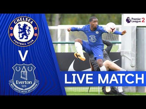 Chelsea v Everton   Premier League 2   Live Match