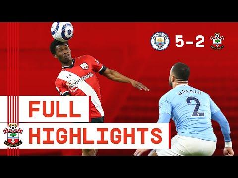 FULL HIGHLIGHTS: Manchester City 5-2 Southampton | Premier League