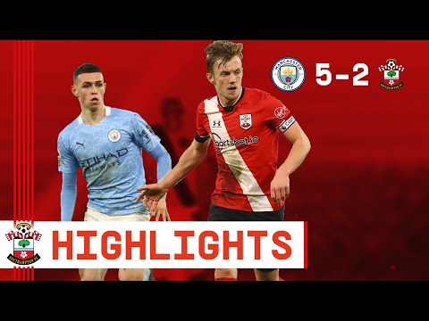 90-SECOND HIGHLIGHTS: Manchester City 5-2 Southampton | Premier League
