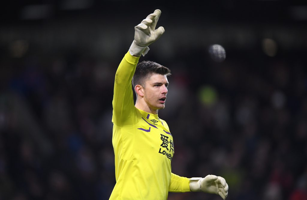 If Spurs can't sign Nick Pope, they may try for Man United's Dean Henderson