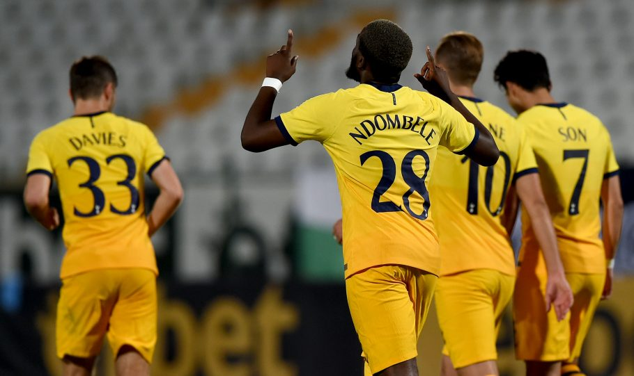 'I don't approach games in the same way' Spurs' Tanguy Ndombele opens up about change