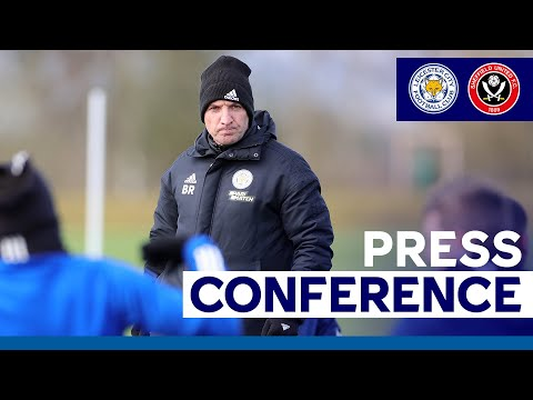 'Player Flexibility Has Helped Us' - Brendan Rodgers | Leicester City vs. Sheffield United
