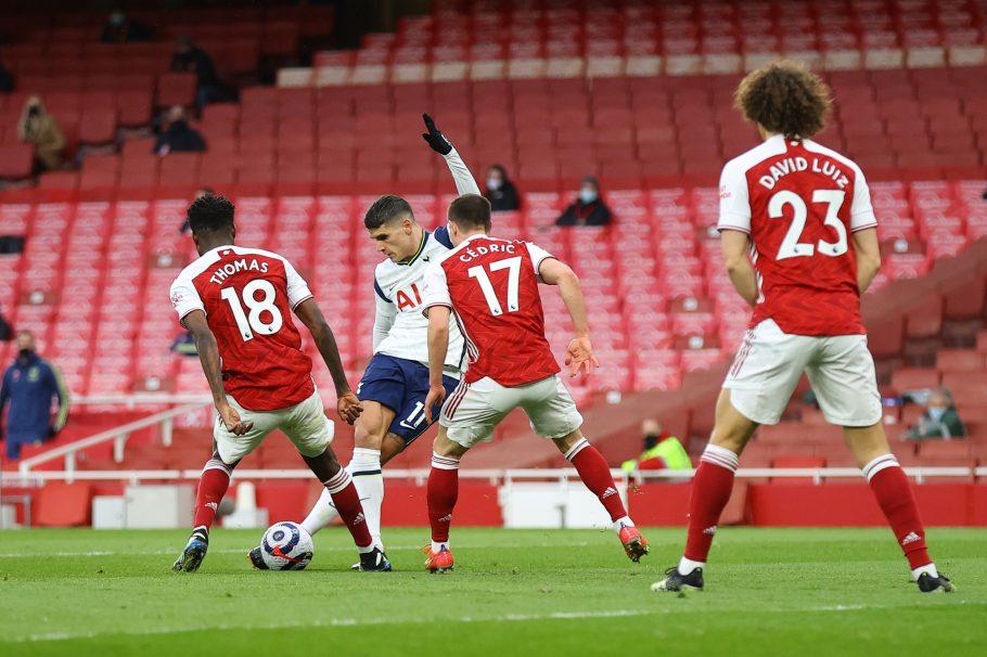 'Coco Puskas' – Ex-Spurs stars & more react to Erik Lamela's ridiculous Rabona finish vs Arsenal