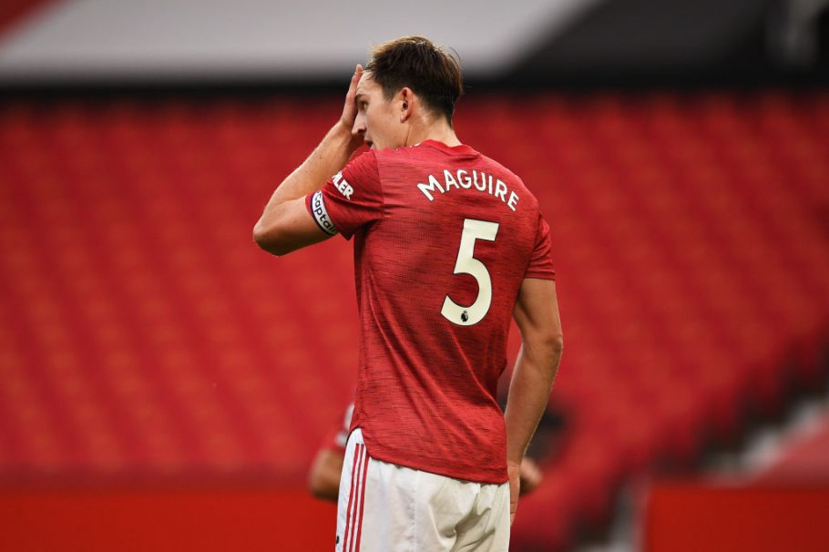 Harry Maguire overheard in latest explicit rant at Man United teammates