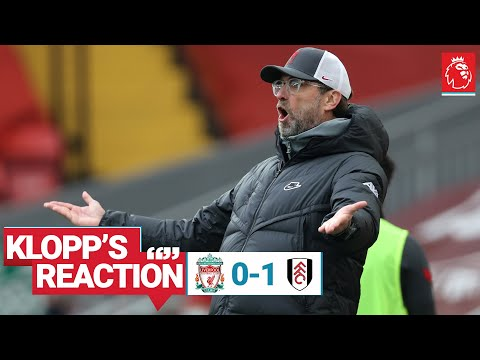 Klopp's Reaction: Boss on changes, performance & training plans | Liverpool vs Fulham