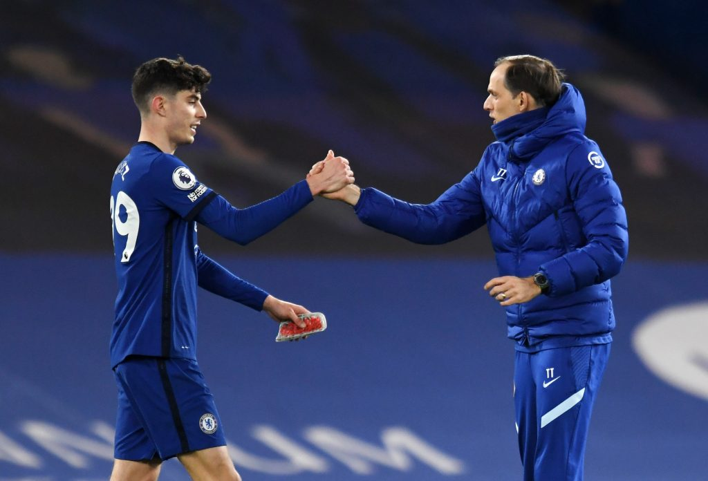 Thomas Tuchel accused Timo Werner of failing to understand his instructions in Chelsea's comfortable win over Everton