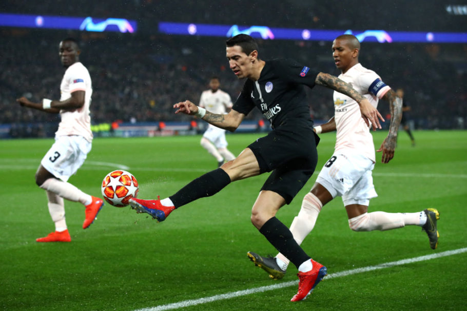 Di Maria and Marquinhos both targeted by criminals on Sunday night