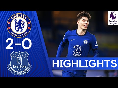 Chelsea 2-0 Everton   Another victory for Thomas Tuchel and the Blues   Premier League Highlights