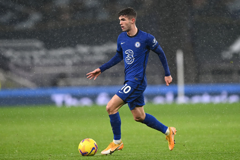 Pulisic's Chelsea future will be decided after June