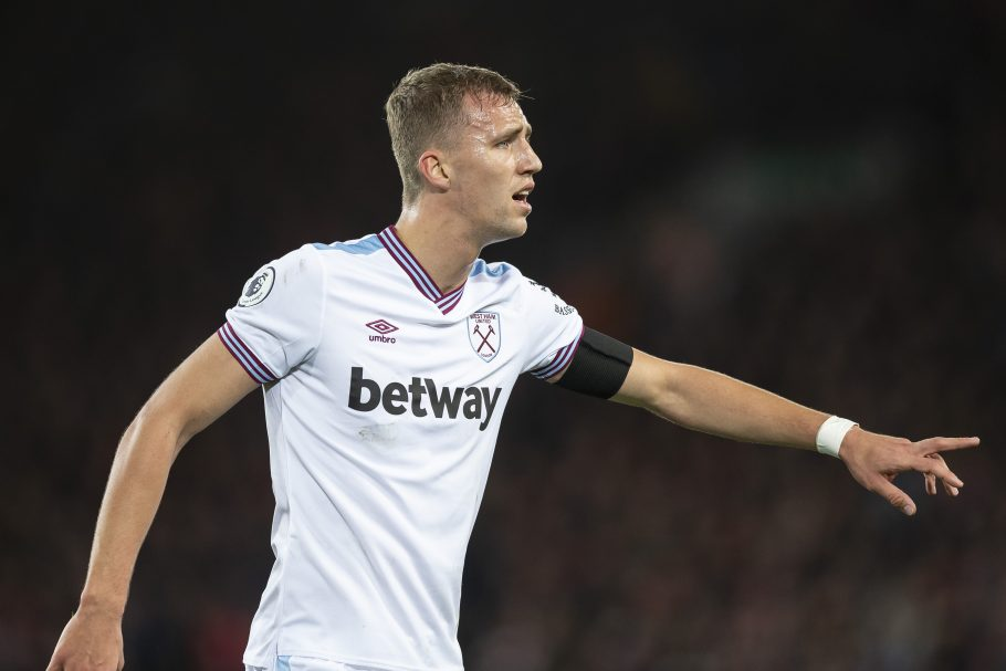 West Ham set to offer Tomas Soucek 'new and improved' contract ahead of summer window