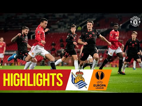 Reds qualify for the last 16 | Manchester United 0-0 Real Sociedad | UEFA Europa League