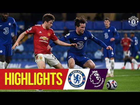 Highlights | Honours Even at Stamford Bridge | Chelsea 0-0 Manchester United | Premier League