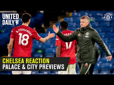 Group Chat | Chelsea Reaction, Crystal Palace & Man City Preview | Your Comments | Manchester United