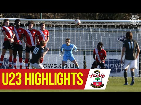 U23 Highlights | Southampton 1-2 Manchester United | The Academy