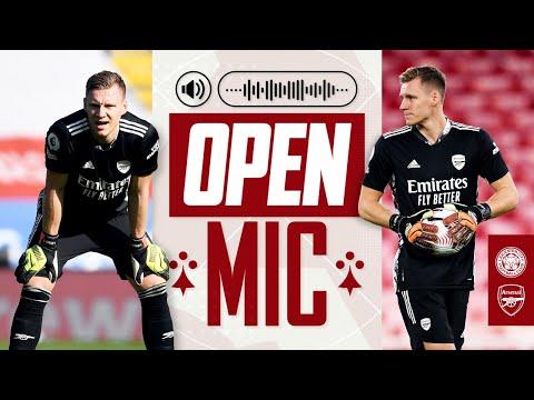 Bernd Leno | Open Mic | Leicester City vs Arsenal (1-3) | Compilation