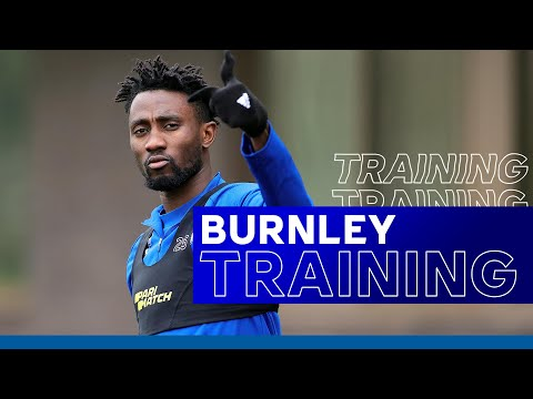 Training For Clarets Clash | Burnley vs. Leicester City | 2020/21