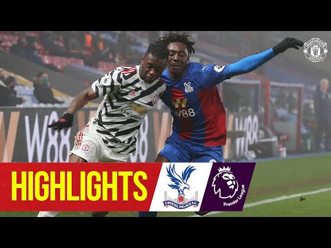 Highlights | Stalemate at Selhurst Park | Crystal Palace 0-0 Manchester United | Premier League