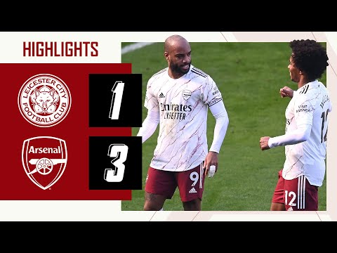 HIGHLIGHTS | Victory at King Power Stadium! | Leicester City vs Arsenal (1-3) | Premier League