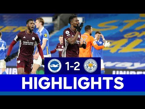 Stunning Foxes Comeback At Brighton   Brighton & Hove Albion 1 Leicester City 2   2020/21